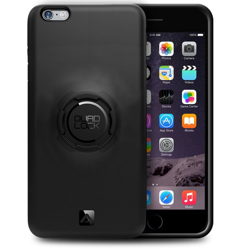 QUAD LOCK Kit Supporto Universale per Manubrio Cover iPhone 6 - 6s
