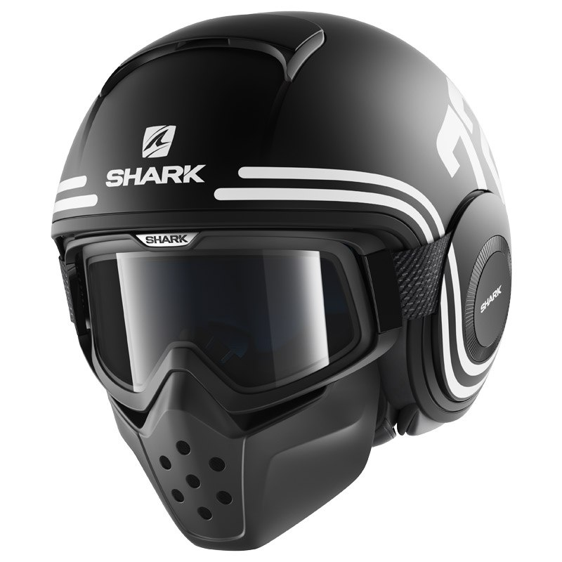 Casco Shark outlet RAW 72 MAT