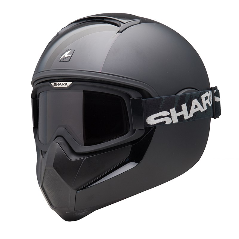 casco shark vancore dual black casco integrale. Black Bedroom Furniture Sets. Home Design Ideas