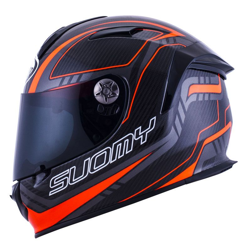Casco Suomy SR SPORT CARBON RED
