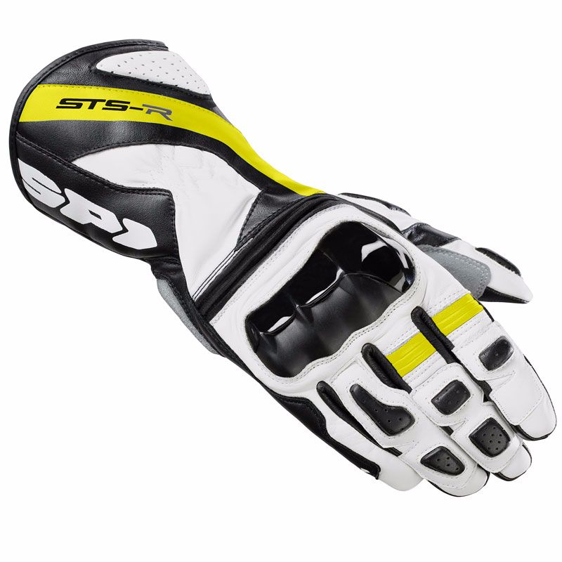 outlet boutique new product new images of Guanti Spidi STS-R FLUO