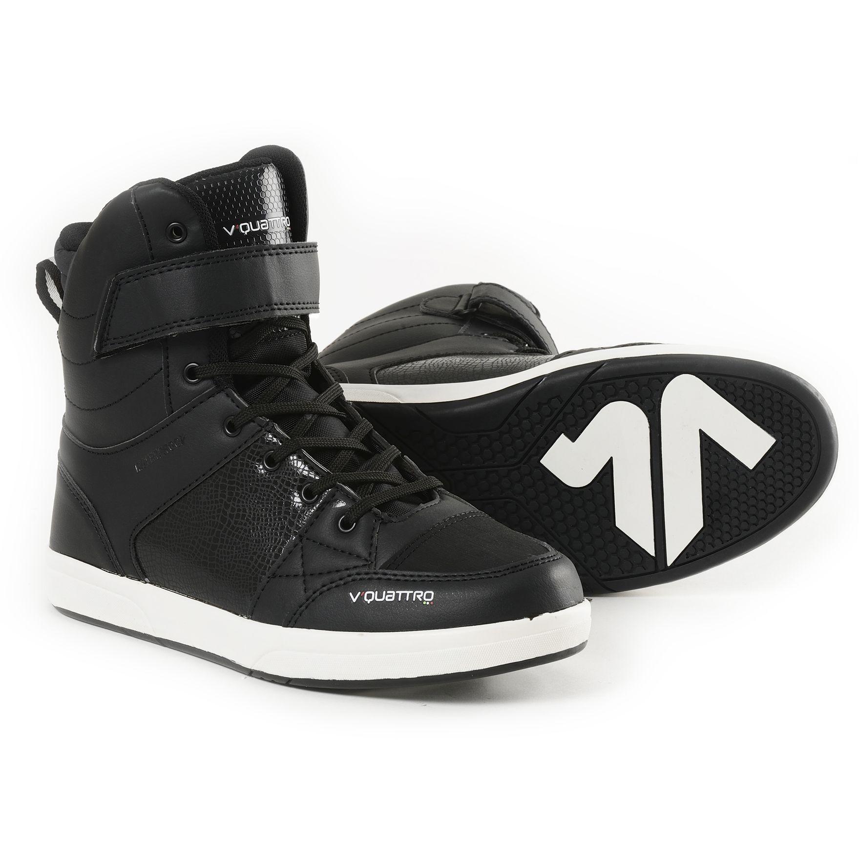 Scarpe basket V Quattro MILANO ORIGINAL - Stivali e scarpe moto 5c4cee4e18ce