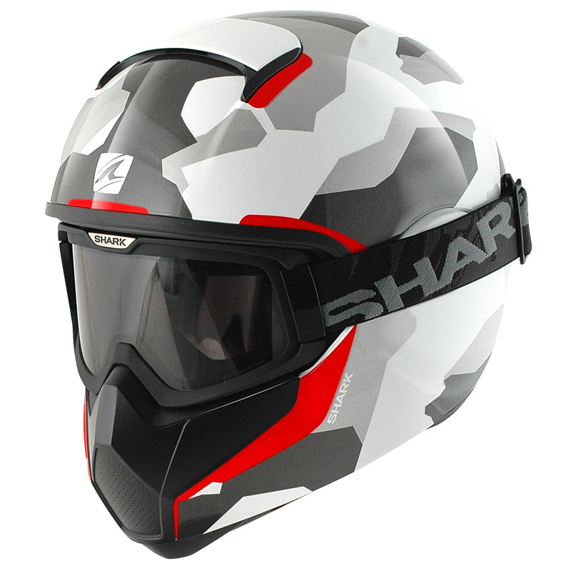 Casco Shark VANCORE WIPEOUT
