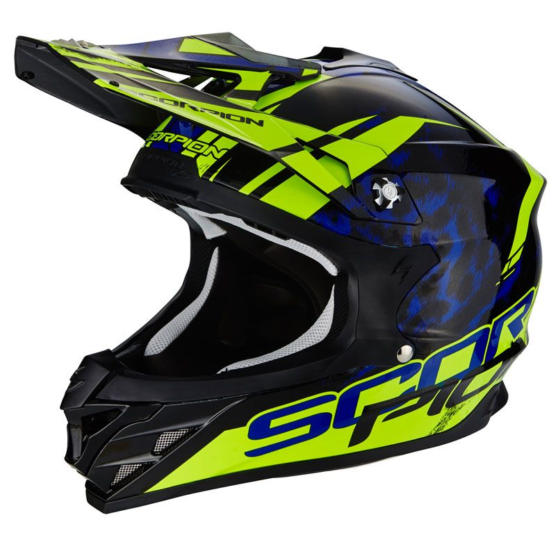 Casco da cross Scorpion Exo VX-15 EVO AIR - KISTUNE 2018