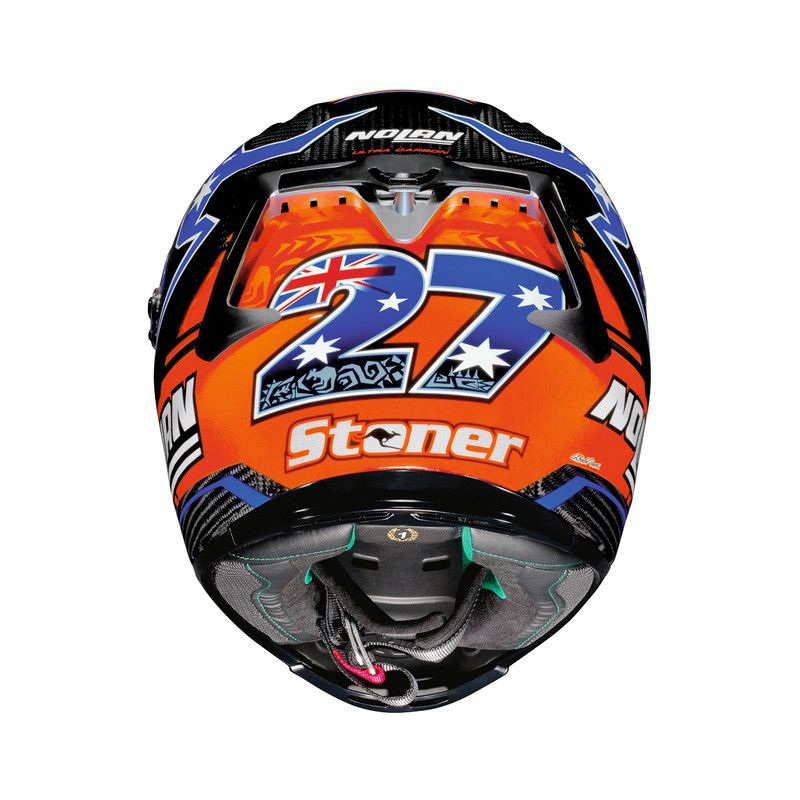 Casco X-lite X-803 - ULTRA CARBON - REPLICA C.STONER